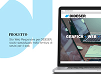 DIDESER | Responsive Web Site