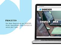 DIDESER | Responsive Web Site
