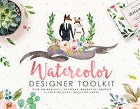 Watercolor Designer Toolkit