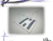 Interrupteur Thème Musique Imprimante 3D.
