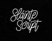 Sláinte Script