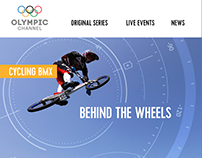 Olympic Channel - CRM