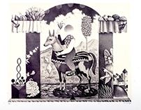 Art Work :: lithograph series