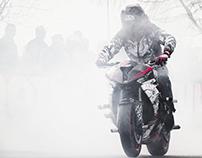 FSB Team. Minsk Moto Season Opening.