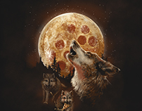 Howlin' For a Slice