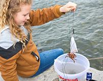 Crabbing AtConwy