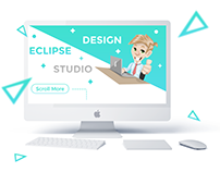 Creative Agency Website Design