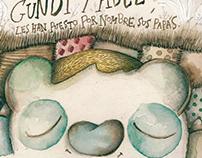 """""""WOMBATS"""", Valparaíso Ediciones."""