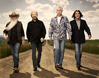 THE OAK RIDGE BOYS CD: It's Only Natural