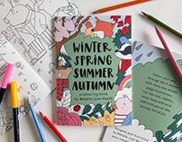 Winter, Spring, Summer, Autumn