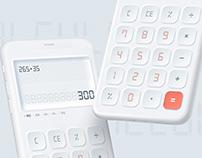 Neumorphism Calculator