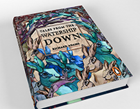 BOOK COVER DESIGN - Tales from the Watership Down