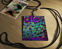 Stage & Concert Access / Pass Systems