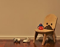 Platypus Chair for Kids