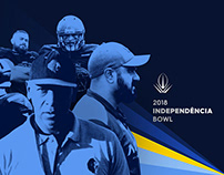 Branding 2018 Independência Bowl - American Football