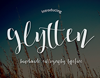 Glytten Typeface