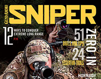 Sniper magazine 2016