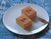 Basbousa (Egyptian Dessert)