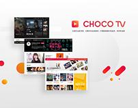 CHOCO TV Web