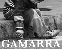 GAMARRA | tabletop book