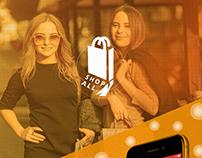 Shopping App Design- Fluper