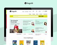 Hogrefe Onlineshop