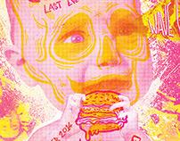 Fat B.A.B.E Gig Poster