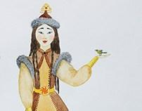 Altay fairytale / Алтайские сказки