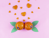 Cuties Valentine's Day Stop-Motion