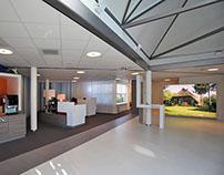 Rabobank Colmschate, Deventer, the Netherlands