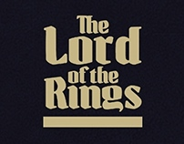 The Lord of the Rings - book covers
