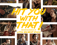 Hit You With That - Music Video and cover design - Shan