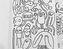 Sketch Book :1