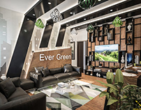 Ever Green Office II