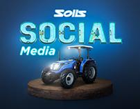 Solis Social Media