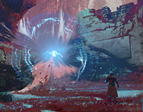 Gravity Effects on Nessus in Destiny 2