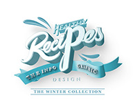 Recipe infographic: Winter Collection