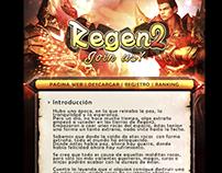 Regen2 Presentation (ES).