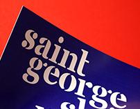 Saint George Free Typeface