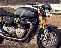 Thruxton Speed Triple