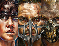 Mad Max: Fury Road - Character Series