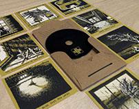 Anduin - Stolen Years: Album Packaging