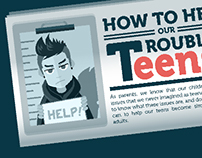 How to Help Our Troubled Teens [Infographic]