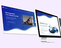 Corporate Website Wordpress. C.N. Vilassar de Mar