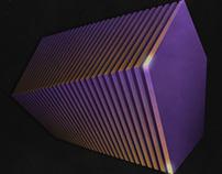 Retrofuture Vinyl Art