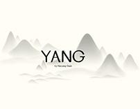 Free Yang Serif Font