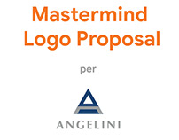 Mastermind - Logo Proposal per Angelini