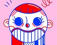 Feature «Neon online»