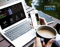 Identidad, Desarrollo Web y App Marketing Urbano