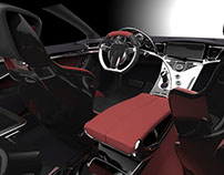 Car Interior for DR3